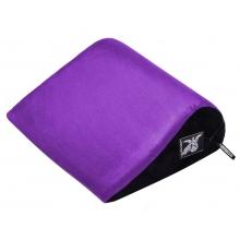 Подушка для любви Liberator Retail Jaz виноградная замша