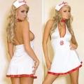 Белое платье медсестрички