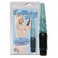 Вибратор анальный Temptation Mini Blue