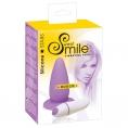 Анальная втулка с вибрацией Smile Boogie