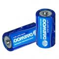 Батарейки R14 Daewoo Heavy Duty формат С 2 шт