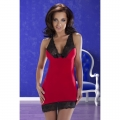 Красная сорочка Cora S/M