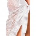 Белая сорочка Mambo S/M