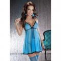 Голубая сорочка Livia L/XL