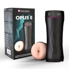 Электро мастурбатор Mystim Opus E вагина (Ист-к импульсов приобретается отдельно)