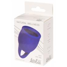 Менструальная чаша Natural Wellness Magnolia Iris Blue 20 мл