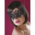 Черная кружевная маска Mask Black Model 13