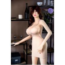 Сексуальная, реалистичная кукла Olivia,с металлическим скелетом 165 см