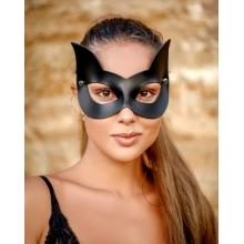 Маска Лисички из плотной натуральной кожи Lady's Arsenal Limited Edition
