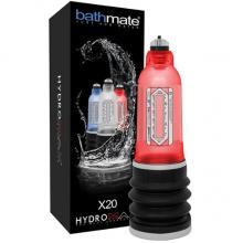 Гидропомпа Bathmate Hydromax X20 красная