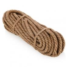 Бондажная верёвка из джута 10 метров