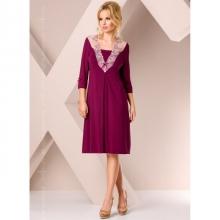 Фиолетовая ночная сорочка M