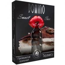 Оральные презервативы Domino Sweet Sex Тирамису
