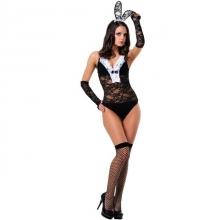 Эротический костюм зайки M/L