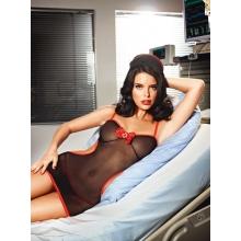 Костюм Сексуальная медсестра на ночном дежурстве M/L