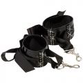 Блестящие наручники со стразами Bound by Diamonds