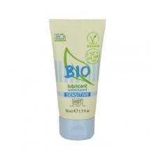 Хот Био интимный гель для чувствительной кожи 50 мл