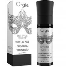 Возбуждающий гель с эффектом осветления кожи Orgie Intimus White 50 мл