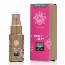 Возбуждающий женский спрей Shiatsu Stimulation spray 30 мл